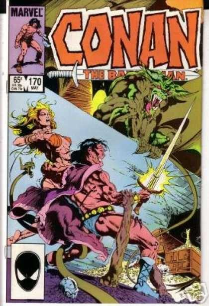 Marvel - Sword - Monster - Demon - Woman
