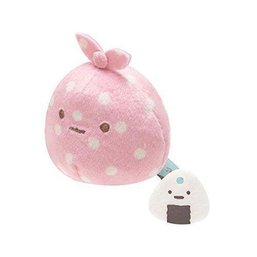 NEW Soft Stuffed Toy Wrapping cloth Mini Sumikko Gurashi Animal Plush Doll Gift