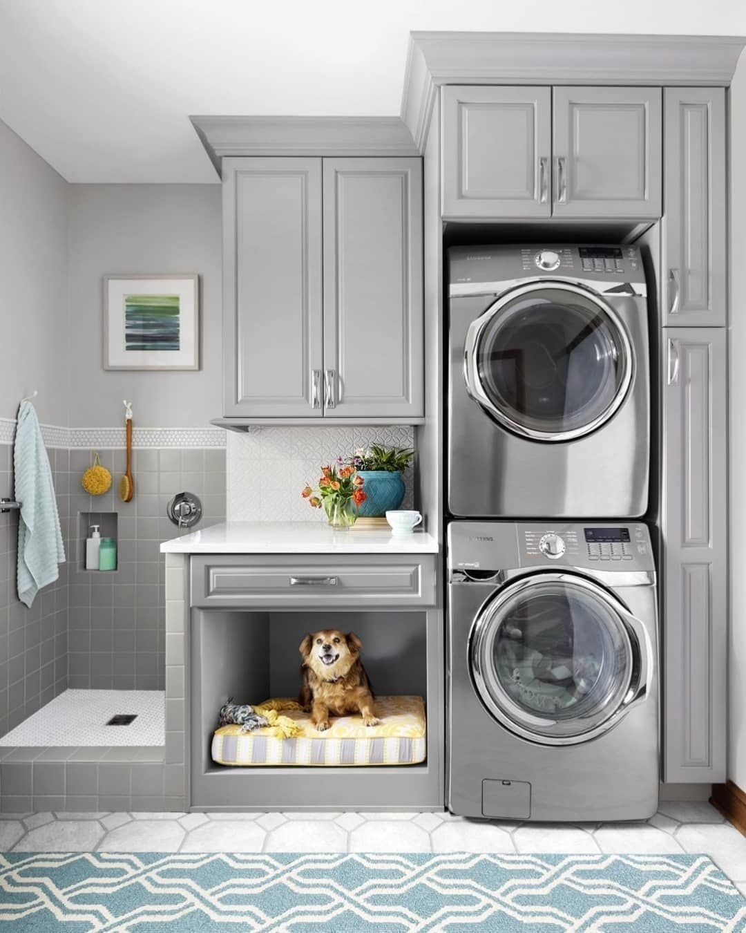 48 Modern Laundry Room Makeover Ideas for Your House images