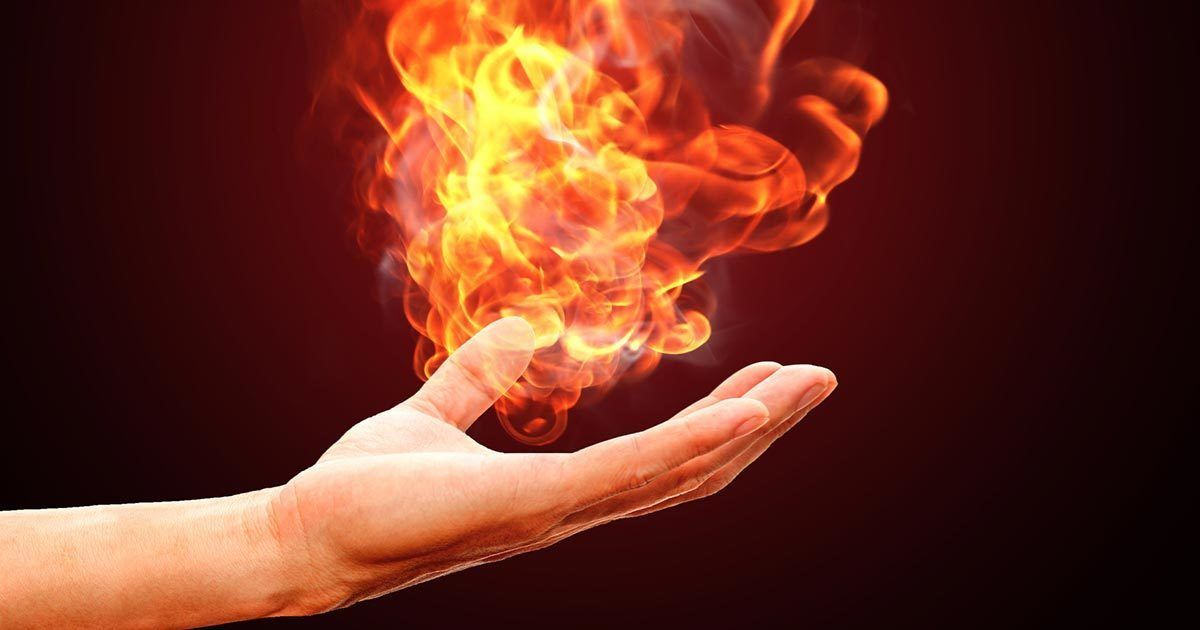 Do You Want To Set Your Hand On Fire? 6 Fun Science Tricks | Hering