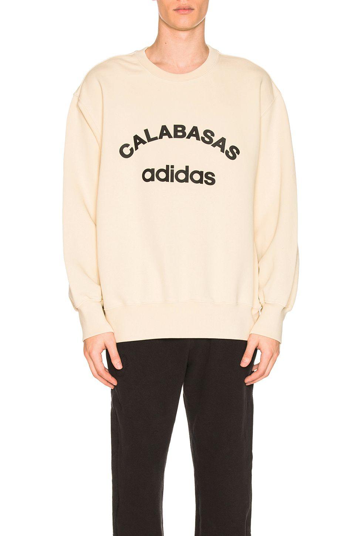 Yeezy Season 5 Crew Rib Side Sweatshirt Yeezy Cloth [ 1450 x 960 Pixel ]