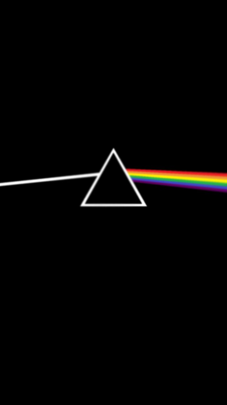 The Dark Side Of The Moon : Wallpapers, (Mobile), Floyd, Wallpaper,, Wallpaper, Iphone,, Iphone