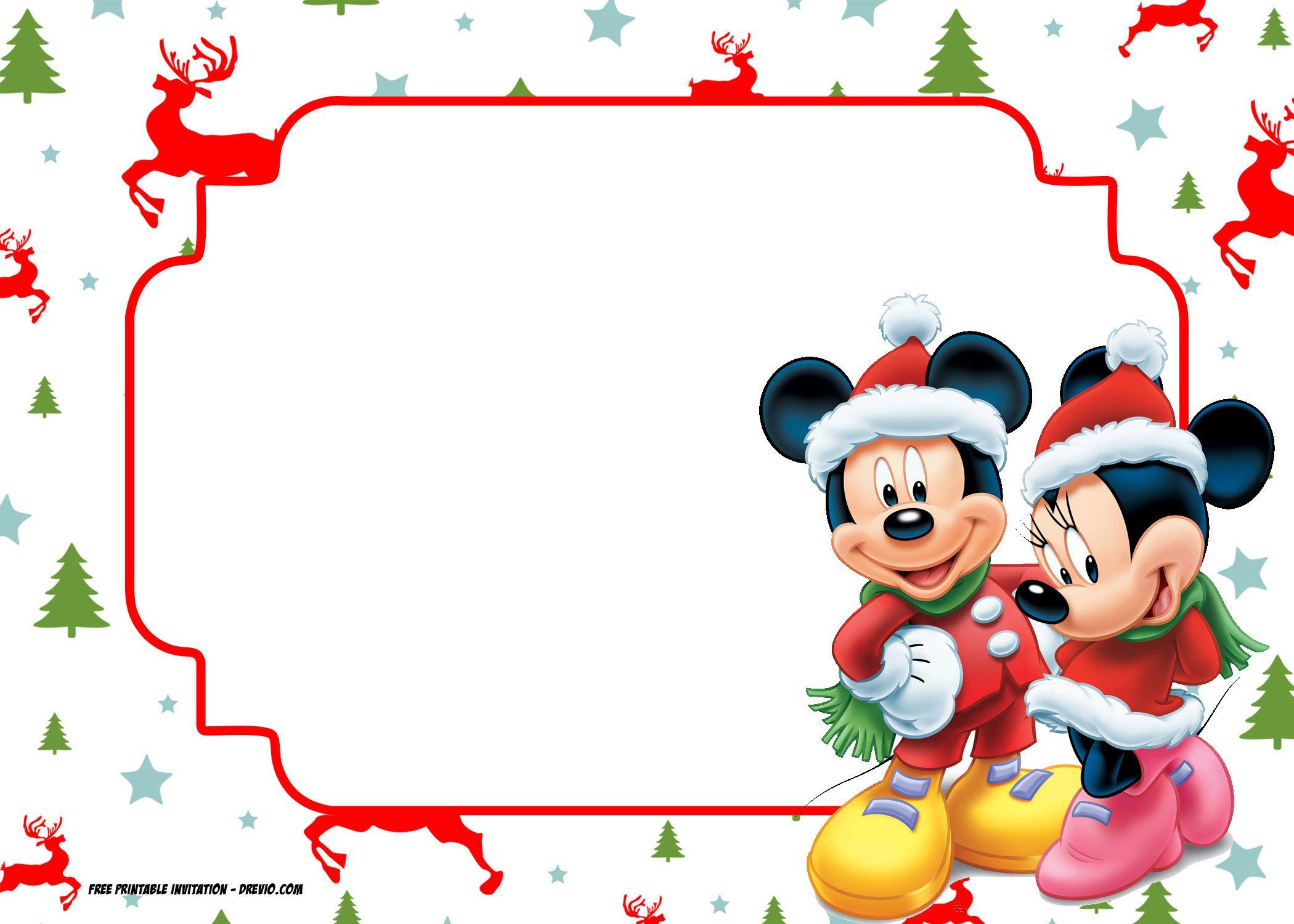 free printable christmas invitation template  all