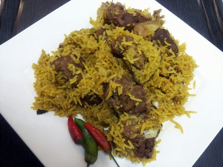 Pam S Version Of Kabsa Recipe By Pamelarochelle Recipe Recipes Food Egyptian Food