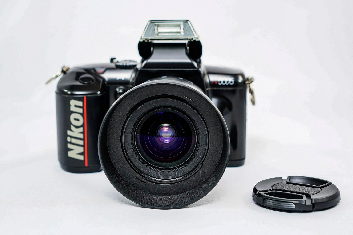 Nikon D5005 Slr Camera With Tamron Af 28 80mm F3 5 Zoom Lens Slr Camera Zoom Lens Lens Aperture