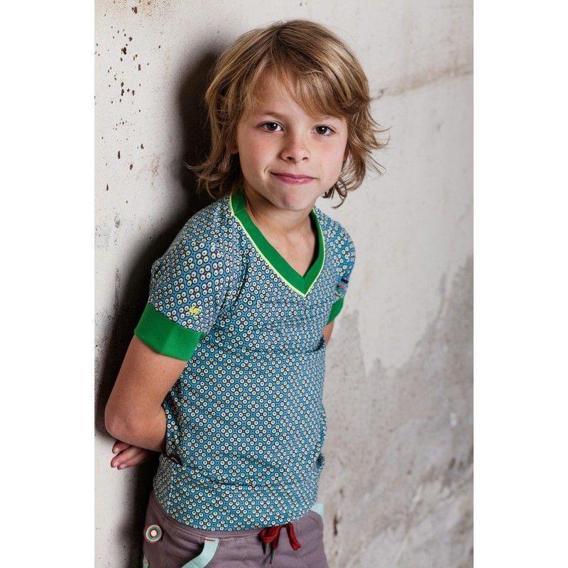 We're Here To Turn It Out, t-shirt (15S2379) | 4funkyflavours babykleding en kinderkleding shop