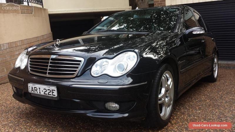 MERCEDES-BENZ W203 C32 AMG - SUPERCHARGED V6 Sedan #mercedesbenz #w203c32amg #forsale #australia