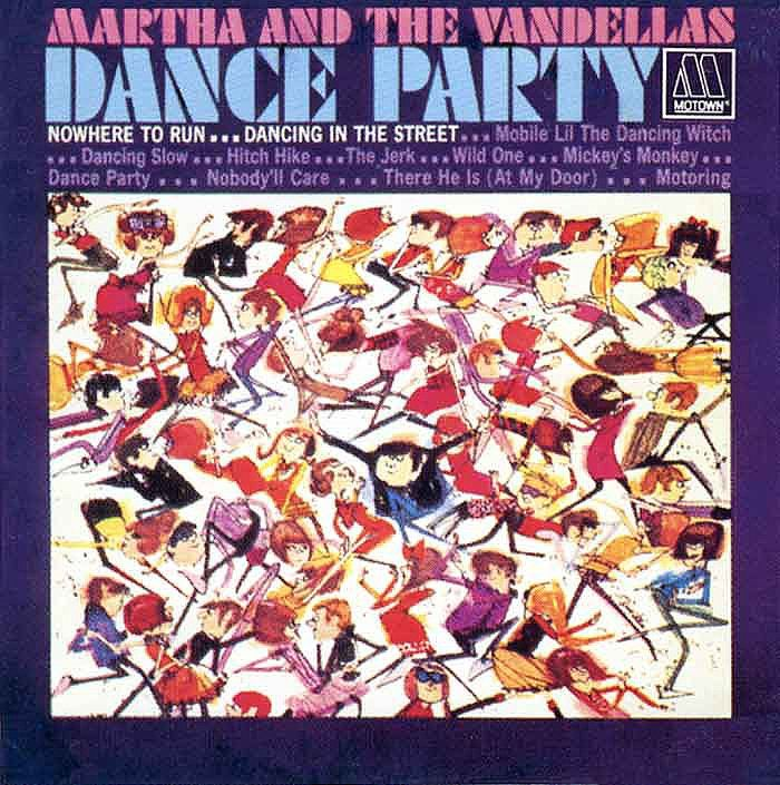 "Oldies First Dance Songs: ""Dancing In The Street"" By Martha And The Vandellas"