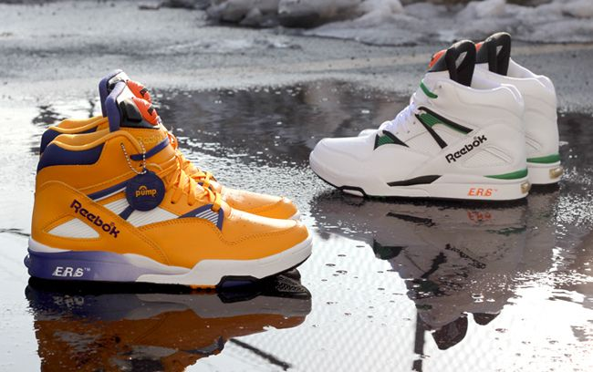Reebok Omni Zone Pump – Lakers vs. Celtics Pack http://www.kicksonfire.com/2014/02/21/reebok-omni-zone-pump-lakers-celtics/
