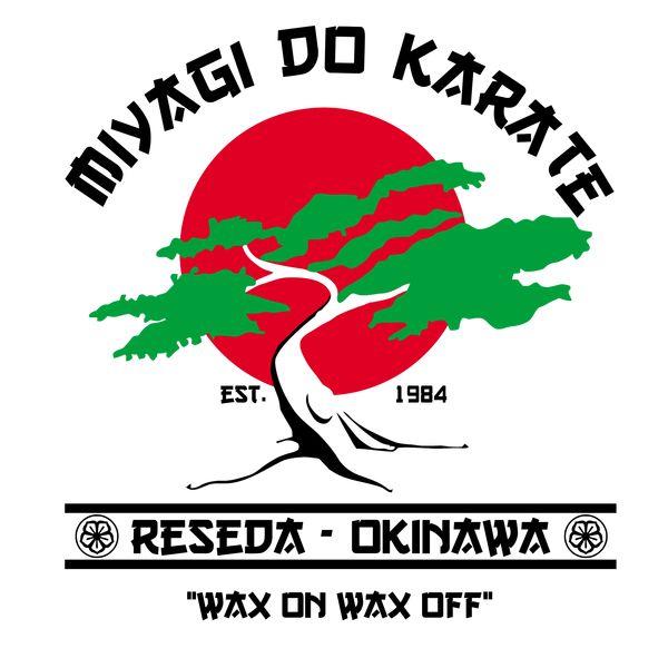 48a7c6b0 Miyagi Do Karate t-shirt design by CarloJ1956 – Wax On Wax Off | Karate Kid