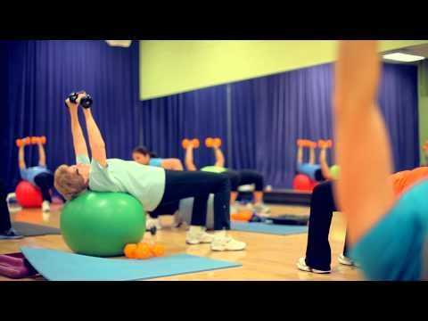 Mid American Fitness video handshake for website. Fitness. Work out. Zara Creative.