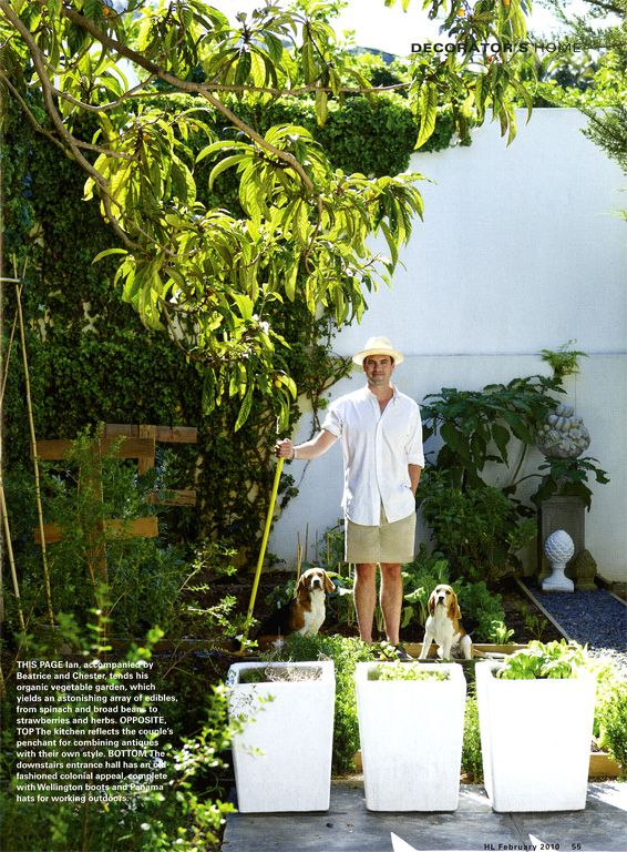South African House & Leisure magazine, Feb 2010: Home of Gigi Wason ...