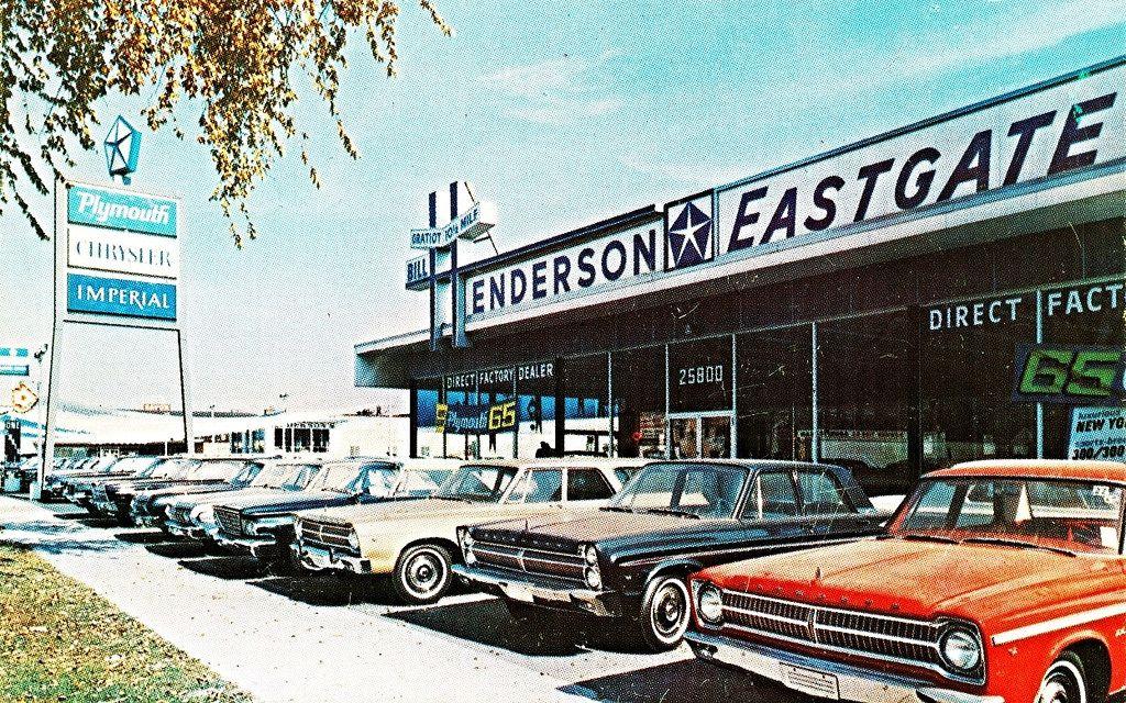 Bill Henderson S Eastgate Chrysler Plymouth Roseville Mi Car Dealership Roseville Used Car Lots