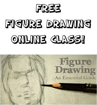 Free Figure Drawing Online Class Drawings Online Drawing Art