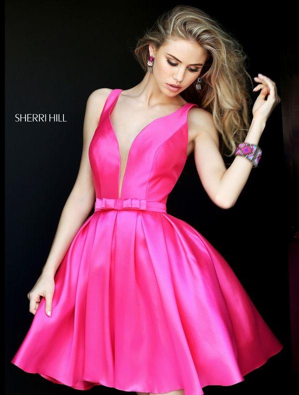 Sherri Hill S50506 | Vestidos | Pinterest | Vestiditos, Vestidos de ...