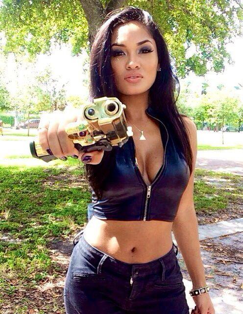 Gangster Women Fashion