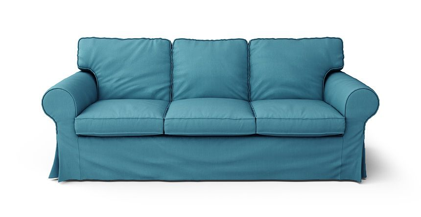 Ektorp 3 Seater Sofa Cover Comfort Works Custom Slipcovers