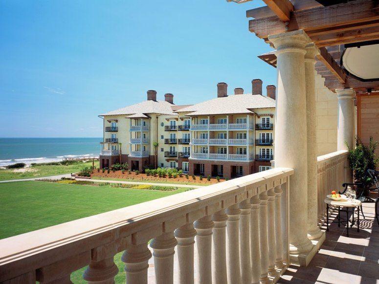 Sanctuary Hotel At Kiawah Island Golf Resort Readers Choice Rating 95 8