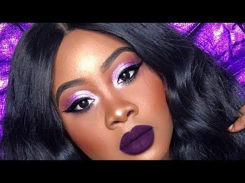 Easy Beginner Friendly Affordable Drugstore Makeup Tutorial on Brown/Dark Skin http://makeup-project.ru/2017/07/10/easy-beginner-friendly-affordable-drugstore-makeup-tutorial-on-browndark-skin-2/