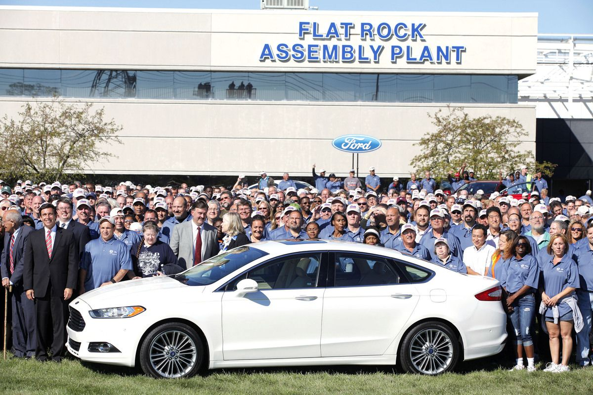 11 American Companies That Brought Jobs Back Home Ford Motor