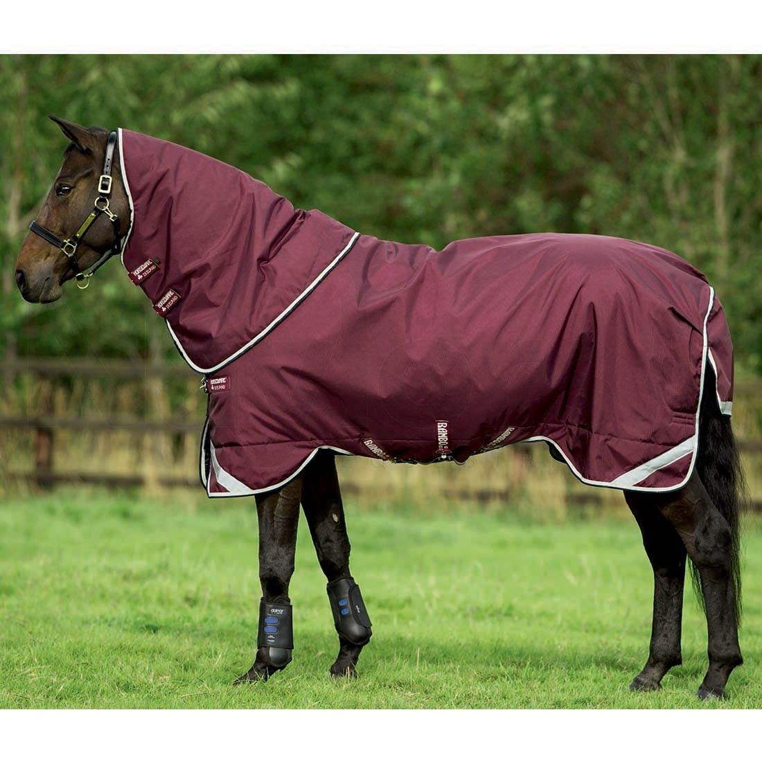 Horseware Rambo Duo 400g Heavyweight