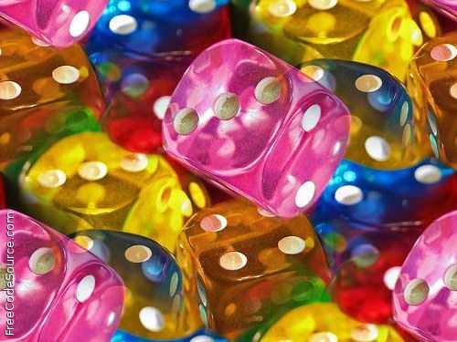 Dice Twitter Backgrounds, Dice Twitter Layouts, Dice Twitter Themes
