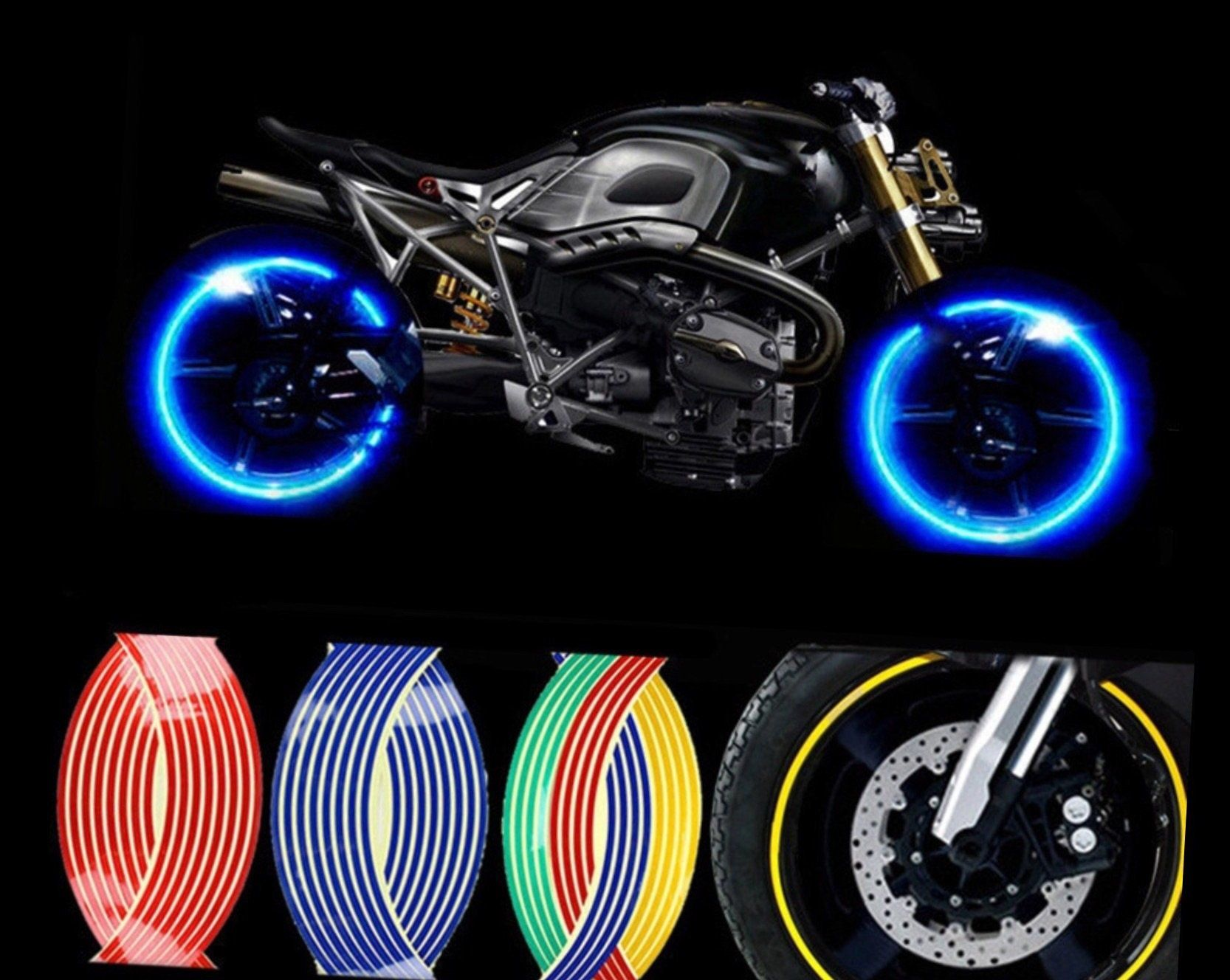 Safety Reflective tape in 2019 | Products | Motorbike
