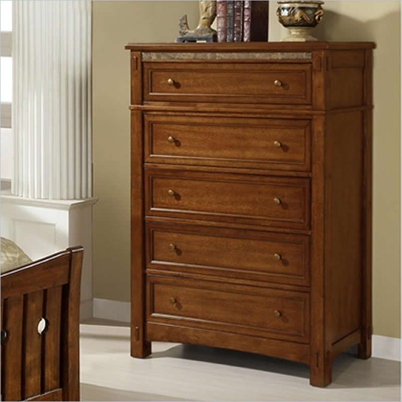 Rexford 5 Drawer Chest
