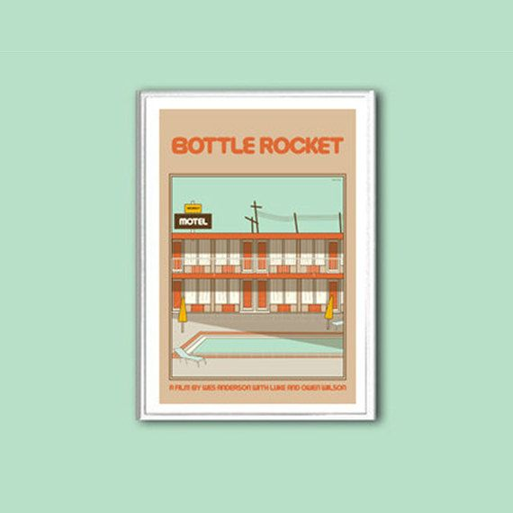 My take on Bottle Rocket, as featured on Apartment Therapy SF ...