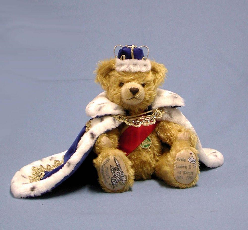 WWWL Plüschtier Top Qualität 48 cm TED Bär Puppen Original