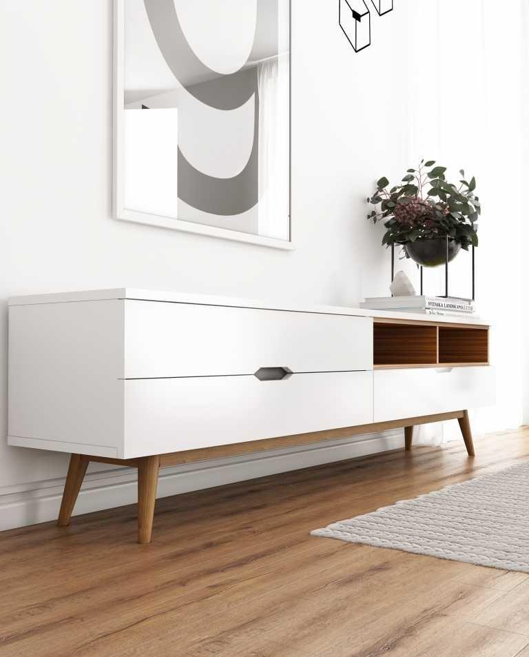 Nilsson Tv Stand Living Room Decor Modern Tv Furniture Modern Scandinavian Interior