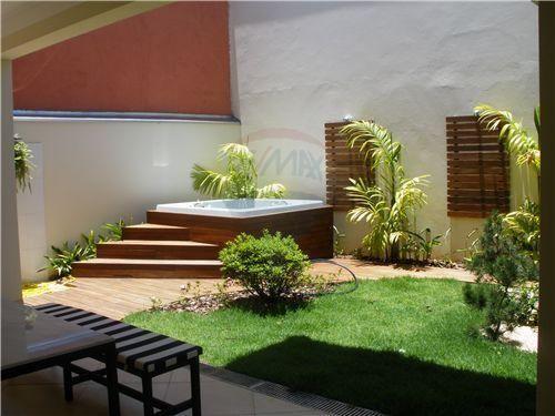 Spa Compacto Quintal Paisagismo Paisagismo Piscina E Jardins