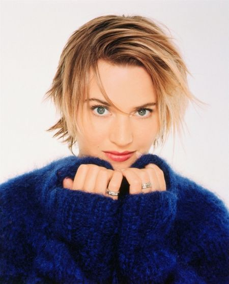 Kate winslet celebrities pinterest kate winslate famous kate winslet short hair the universe of actress winobraniefo Choice Image