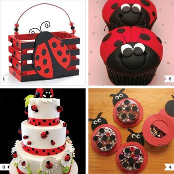 Ladybugs are a classic party theme, yet it can be surprisingly tricky to come up with ideas for a ladybug party! You've got the ladybug, the black and red polka dots, and then… what else?! (It's not just me that has this problem brainstorming, right?!) ...