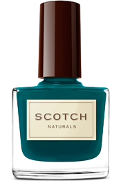Possibly the most environmentally friendly nail polish ever. Made by Scotch Naturals - available in Seattle at the Wax Bar