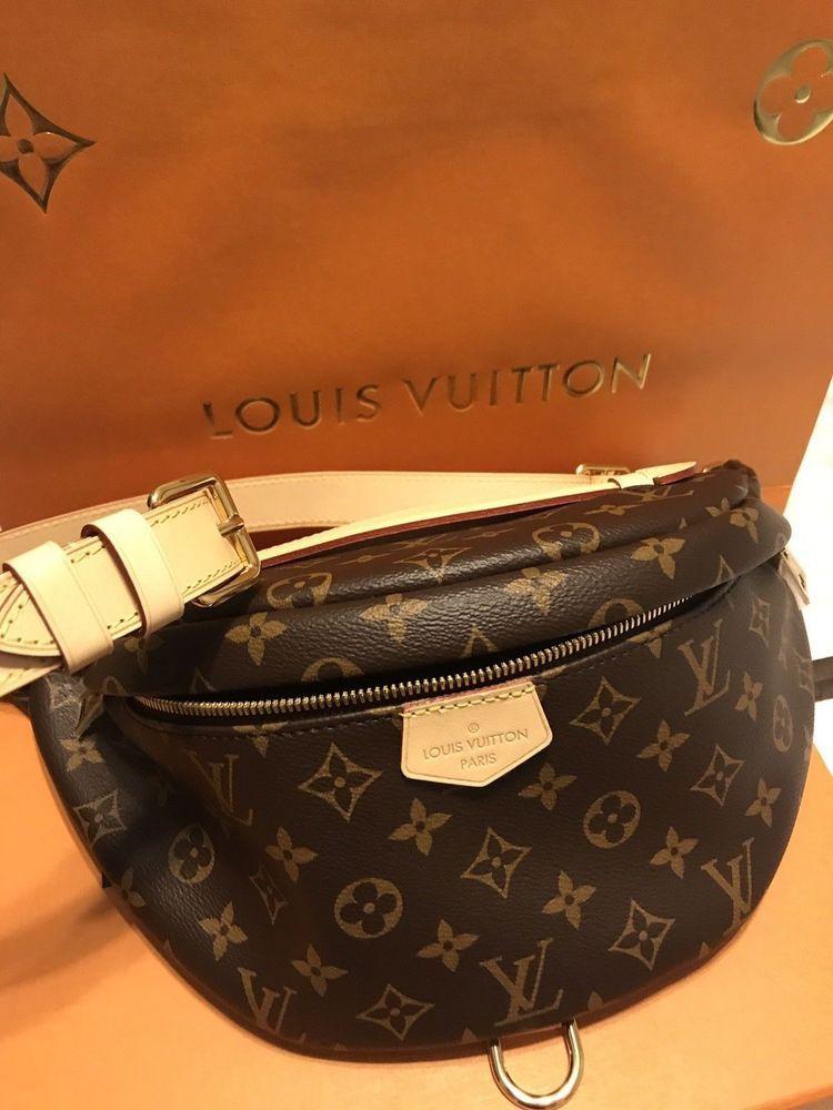 727072d19b85 authentic Louis Vuitton LV Bumbag fanny bum bag monogram VIP belt beltbag   fashion  clothing  shoes  accessories  womensbagshandbags (ebay link)