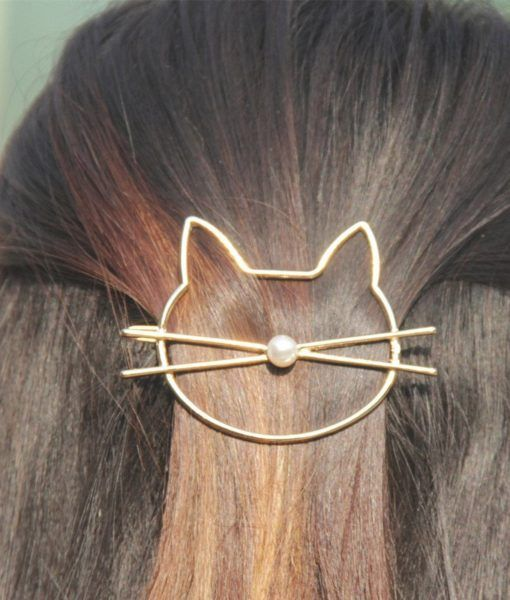 1 Pc Metal Cute Bee Hair Clips Girls Hair Grips Barrettes Hairpin For Women Hair Accessories Girl's Hair Accessories