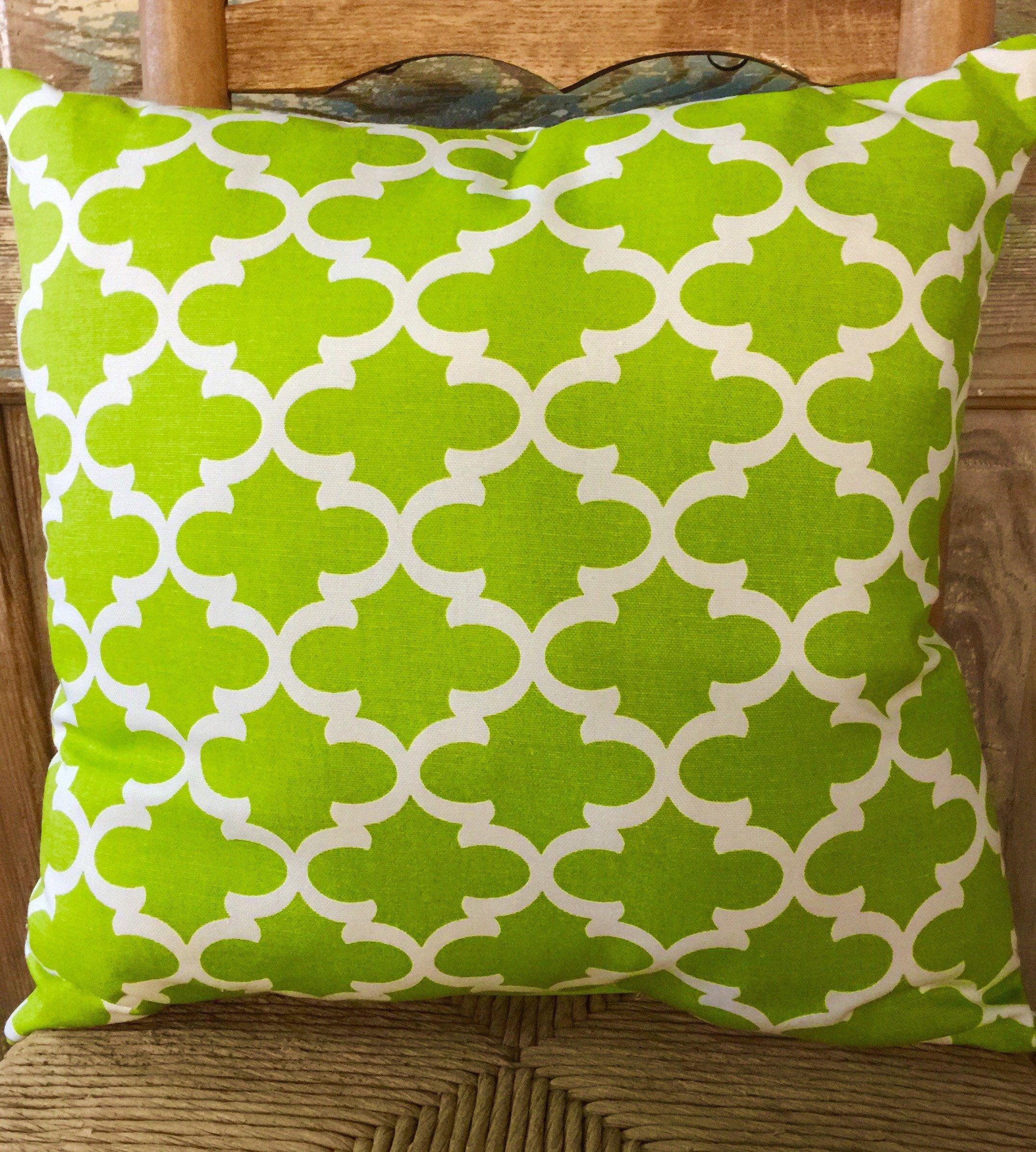 Outdoor Pillow, Decorative Pillow, Patio Cushion, Patio Decor, Outside  Decor, Yard