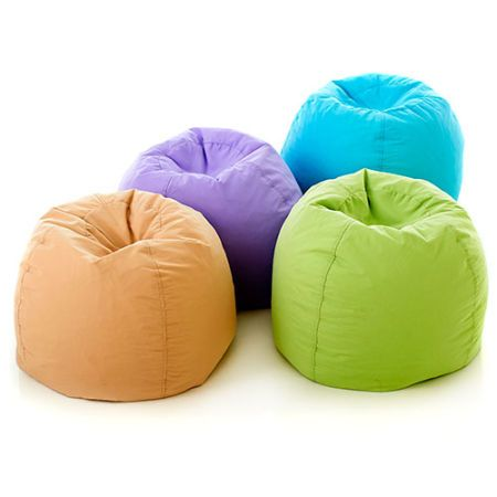 Beanbag Chair Aqua Green Purple Or Tan 1099 Boscovs