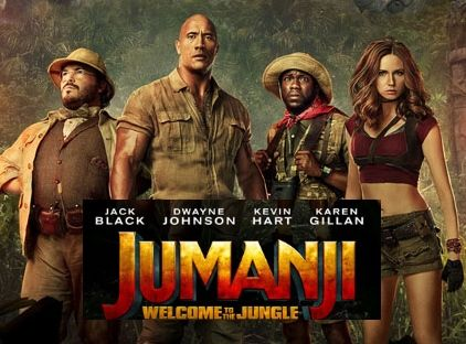 Jumanji: Welcome to The Jungle (English) dvdrip download moviesgolkes