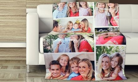 choose up to 12 images and have them printed onto this lightweight