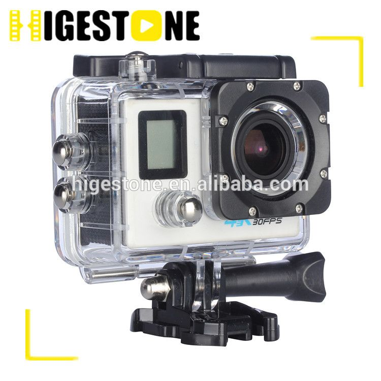 Full HD 1080P 60FPS 64GB TF Card Sports Camera Go Pro Style