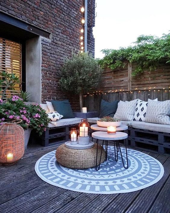 6 decorative ideas to make yourself with pallets (3) - Le blog de mes loisirs