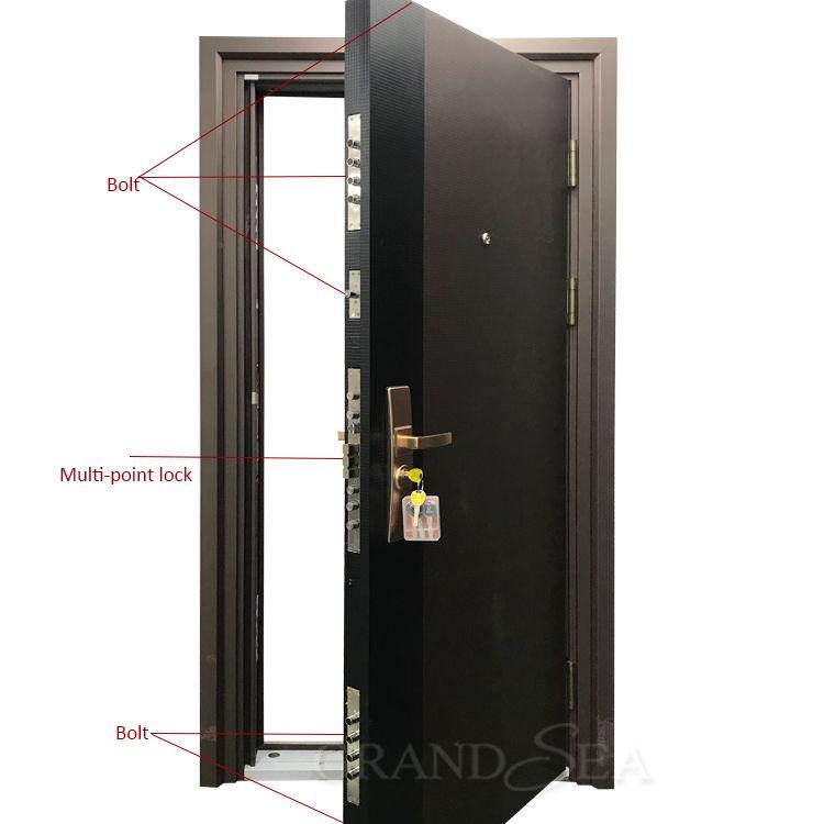Pin On Steel Doors