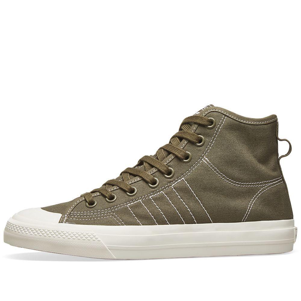 Adidas Nizza Hi RF   Mens fashion, Me