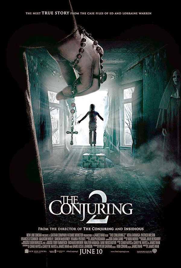 Streaming Film The Conjuring 2 Sub Indo : streaming, conjuring, Films, Halloween, Conjuring,, Scary, Movies,, Movies, Online