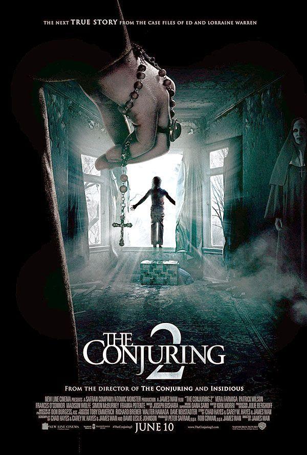 The Conjuring 2 – Trăind printre demoni 2