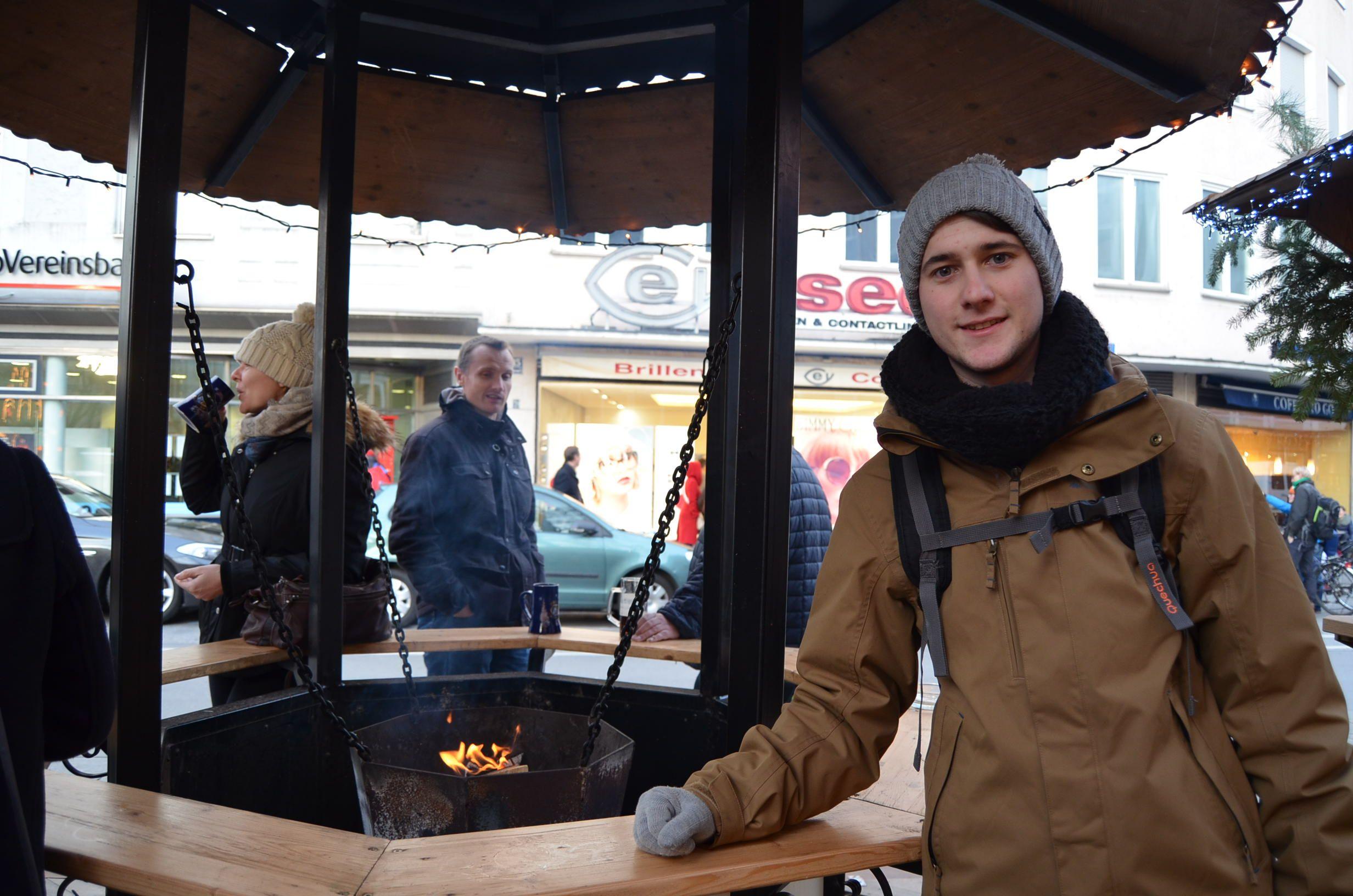 Mercado navideño Múnich