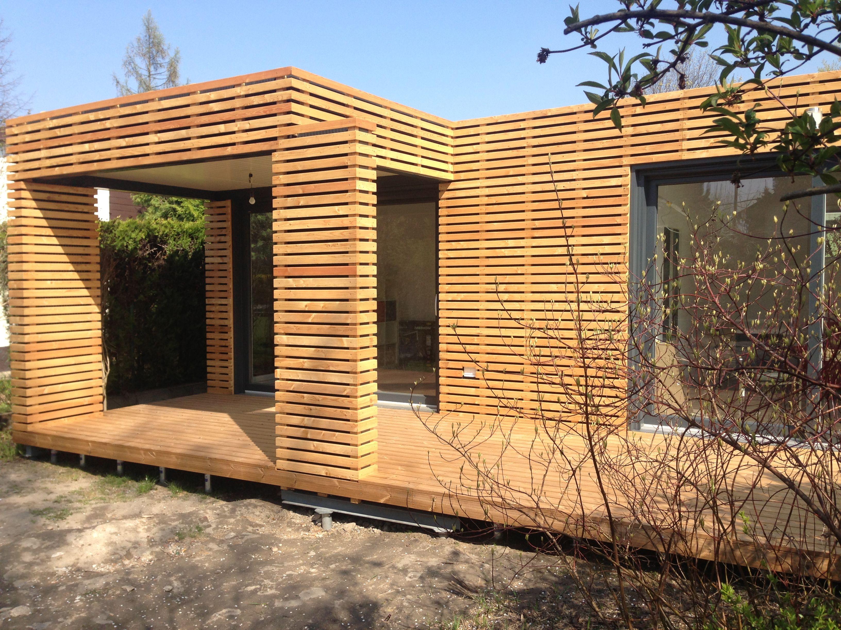 Minihaus und modulhaus beispiele aus aller welt 5 tiny for Minihaus bausatz