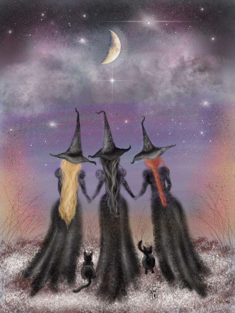 600 Ideas De Brujas En 2021 Brujas Halloween Brujas De Halloween